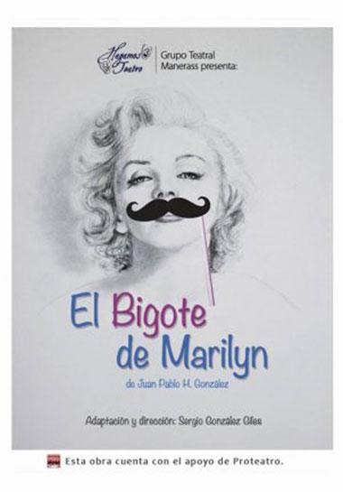 El bigote de Marilyn - Juan Pablo Heras