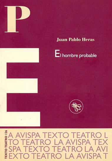El hombre probable - Juan Pablo Heras