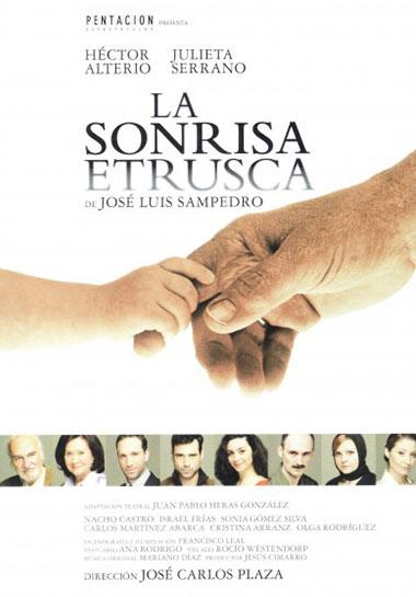 La sonrisa etrusca - Juan Pablo Heras